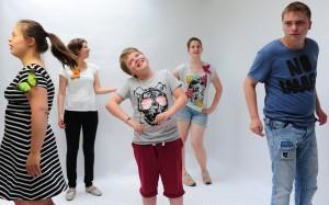 PUUR! Dans voor mensen met een beperking - groep